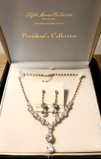 Amazing Deal! Stunning Fifth Avenue Collection Jewelry Set!