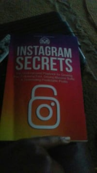 Instagram Secrets box Augusta, 30906