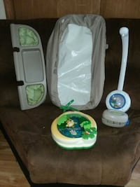 Play Fun Crib Stuffs in Perfect Condition pieces Monroe County