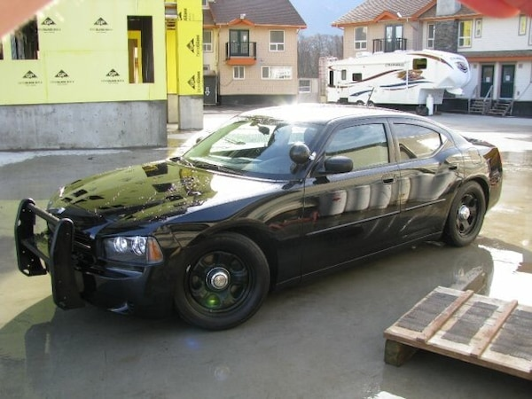 2008 Dodge Charger 1