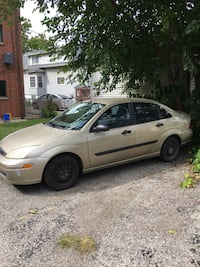 Ford - Focus - 2000 title in hand Forest Park, 60130