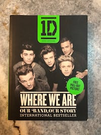 Where We Are by One Direction Jalandhar, 144026