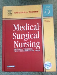 Medical-Surgical Nursing: Critical Thinking for Collaborative Care (5th Ed.) Toronto