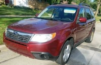 2009 Subaru Forester Milwaukee County