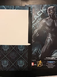 2 Black Panther Folders  Concord, 94520