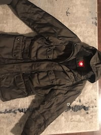Wellensteyn authentic jacket size large!!! Man. Toronto