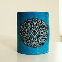 New mug with oriental pattern Lund, 226 47