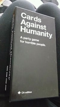 Cards against humanity Calgary, T2M 4C3