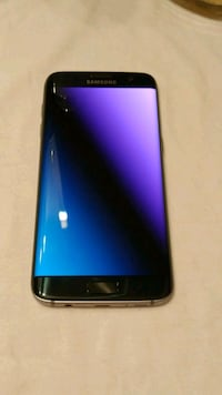 black Samsung Galaxy S7 edge Longueuil