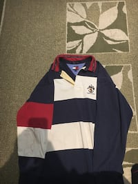 Vintage Tommy Rugby Shirt  Toronto, M1P 0B5