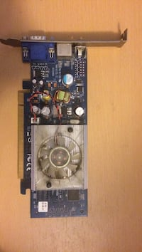 blue and grey graphics card New Rochelle, 10801