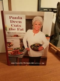 Paula Deen Cookbook Elkridge, 21075