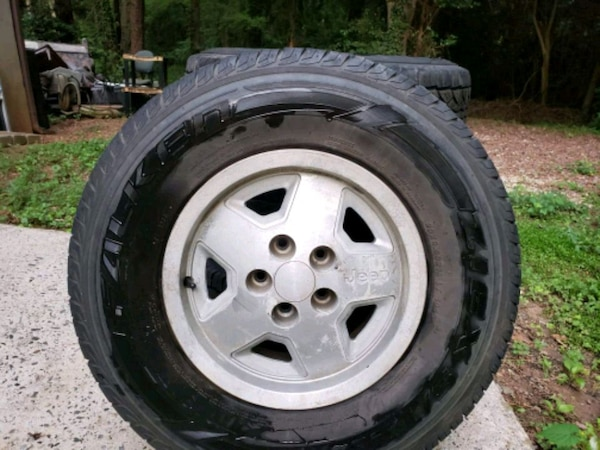 Best Off Road Jeep Tires >> Jeep Tires