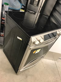Samsung Chef Collection Induction Electric stove