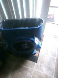 Syclone air mover