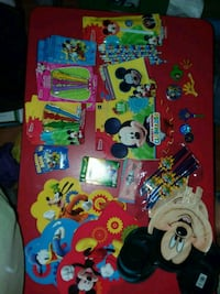 Mickey Mouse Birthday Supplies Teays Valley, 25560