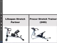 Looking for used stretching machine Calgary, T3A 5V9