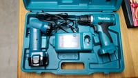 blue and black Makita cordless drill Middleburg Heights, 44130