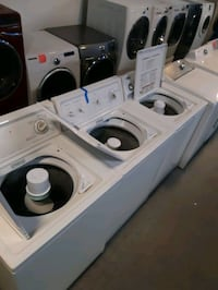 TOP LOAD WASHERS IN EXCELLENT CONDITION WORKING PERFECTLY  Baltimore, 21201