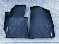 Weathertech liners for Kia Forte North Dumfries, N0B 1E0