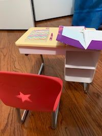 American Girl doll school desk  Gaithersburg, 20878