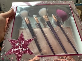 SUNKISSED make up brushes