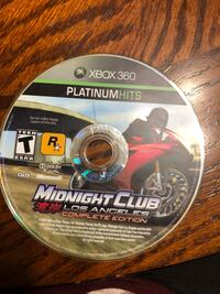 PS3 Need for Speed Underground game disc Elkview, 25071