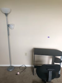 Desk, chair, floor lamp Silver Spring, 20901