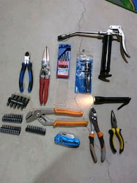 Assorted tools $5.00 each