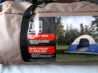 6 man  tent excellency  only used  3 times   must Barrie, L4N 4S6
