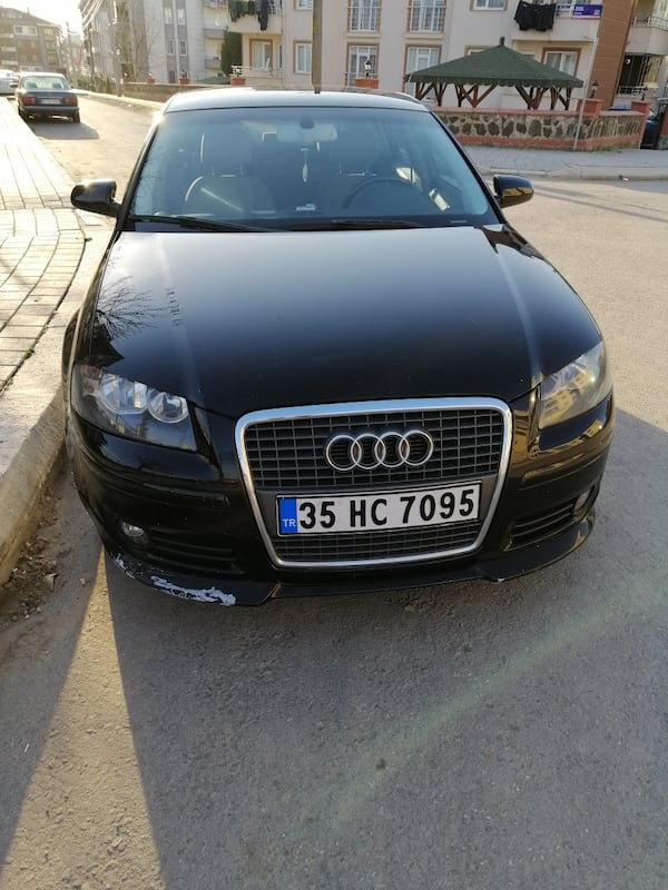 2007 Audi A3 1.6 SPORTBACK ATTRACTION TIPTRONIC 2ff76a4a-f799-4794-93a7-0644d58d75f9