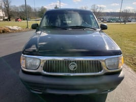 2000 Mercury Mountaineer AWD