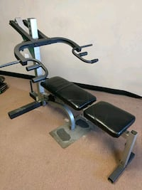 Weight bench gym quality