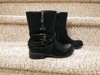 New GUESS Boots with Side Zipper Women's Size 6 M Woodbridge, 22193