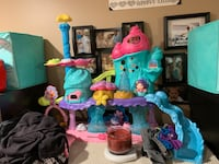 Little mermaid play set Brooklyn, 21225