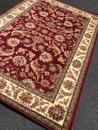 Brand new Traditional Design Area Rug size 5x8 red carpet rugs carpets Burke, 22015