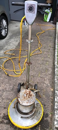 Used Mercury Floor Machines