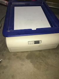 blue and white Coleman cooler box Phoenix, 85022