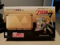 3DSXL Link Between Worlds LE MINT (Modded) Toronto, M3M