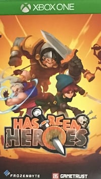 Has been heroes xbox one game case Silver Spring, 20906
