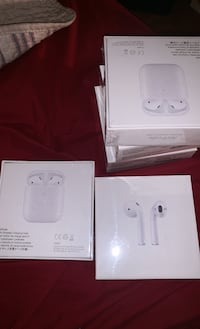 Apple Airpods Generation 2 with Wireless Charging Case Gaithersburg, 20879