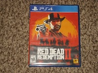 Red Dead Redemption 2 - Playstation 4 Nashua