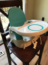 Fisher Price On the Go Booster Seats with Tray.  Severna Park, 21146