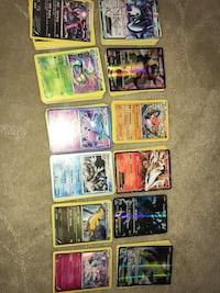 assorted Pokemon trading card collection Edmonton, T6R 3L3