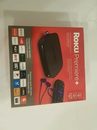 Roku TV box with remote Barrie, L4N