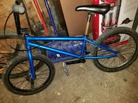 blue and black BMX bike Winnipeg, R3C