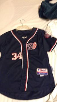 Brand new authentic Bryce Harper jersey Ijamsville, 21754
