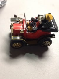 red and black car toy Burbank, 91506