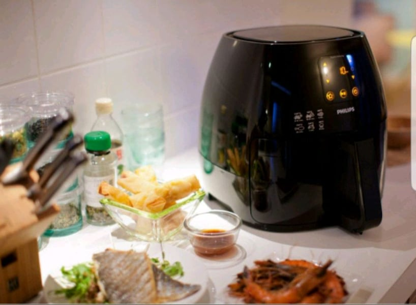 PHILIPS AirFryer XL 0