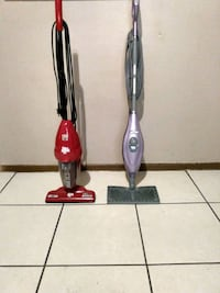 Vacuum cleaner and steam mop